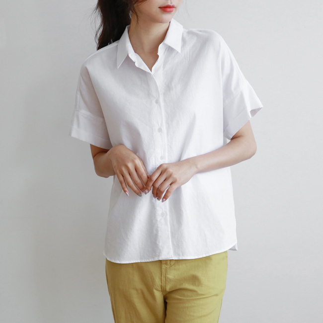 <br> 8DA17239DD_ショッキングカブラ小売半袖シャツ
