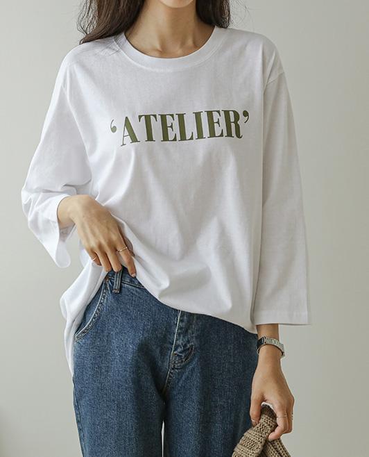<br> 7DA17828DD_アトリエ余裕ピットTシャツ